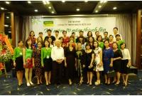 Khánh thành nhà máy chính thức tại Cụm công nghiệp Từ Liêm Hà Nội